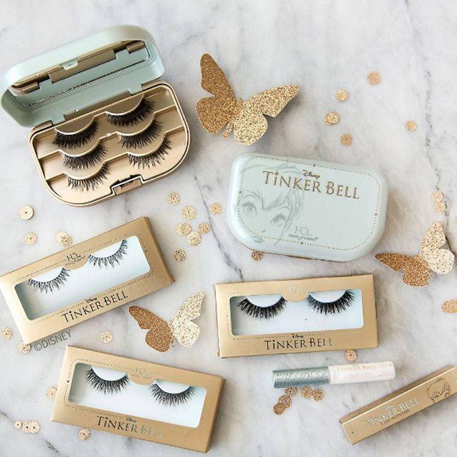 House of Lashes lança cílios postiços inspirados na Tinker Bell