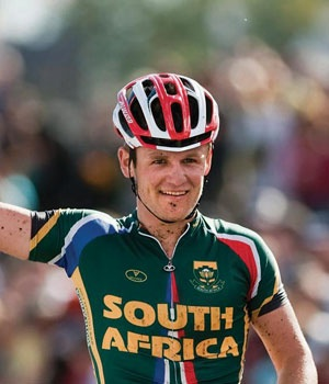 Burry Stander only 25 years old,mountain bike champion.Killed by a taxi 4 Jan 2013 while cycling RIP !!!! ABSOLUTE HERO