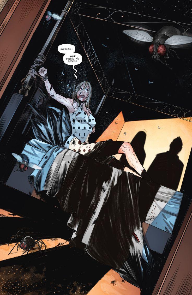 Grimm Fairy Tales presents Van Helsing vs. Dracula Issue #1 - Read Grimm Fairy Tales presents Van Helsing vs. Dracula Issue #1 comic online in high quality
