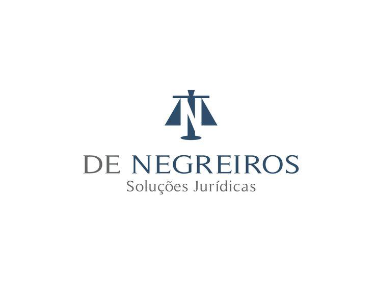 Criação de logotipo e Identidade Visual para cliente da área jurídica (Advogada). O nome, criado pela própria cliente, é devido a empresa pertencer à mãe e ao filho.