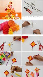 Resultado de imagen para mandalas  y telares de lana faciles