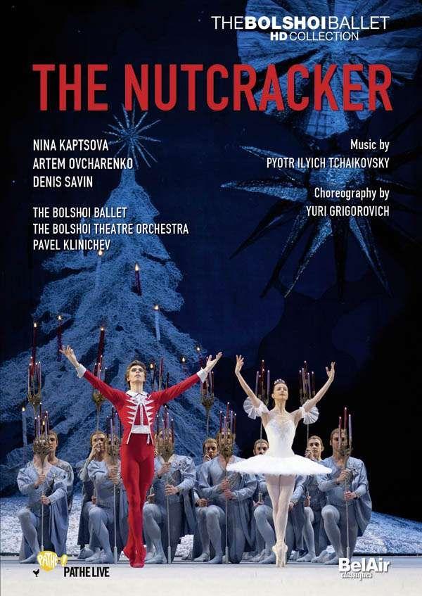 The Bolschoi Ballett: Der Nussknacker (Tschaikowsky)