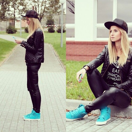 Supra Shoes Outfit