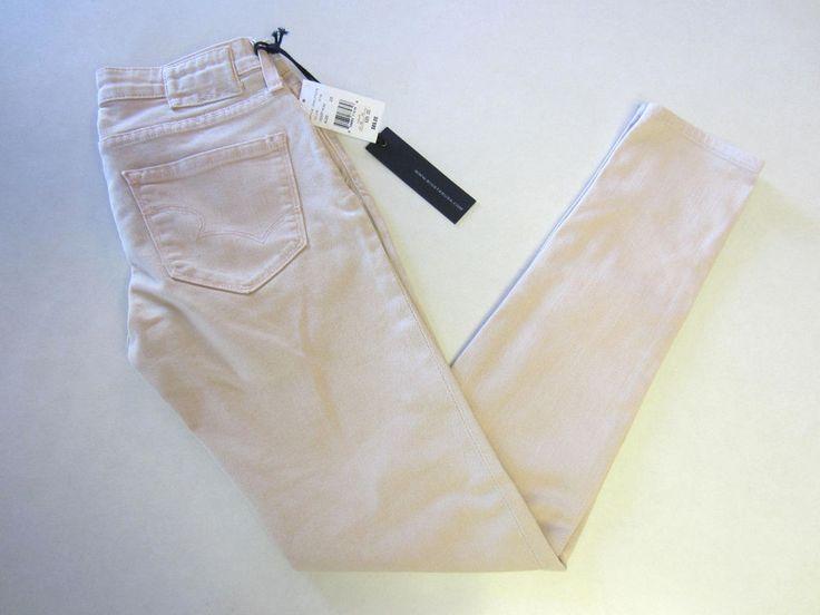 Big Star 1974 Jeans Desert Rose Beige Pink Juniors NEW #BigStar1974 #SlimSkinny