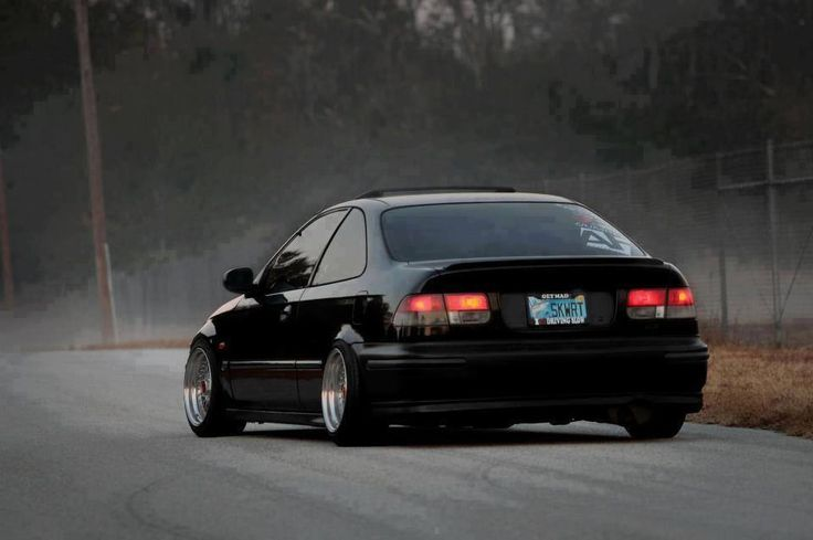 Civic Classic Sedan Black Olx: 25+ Best Ideas About 2000 Honda Civic On Pinterest