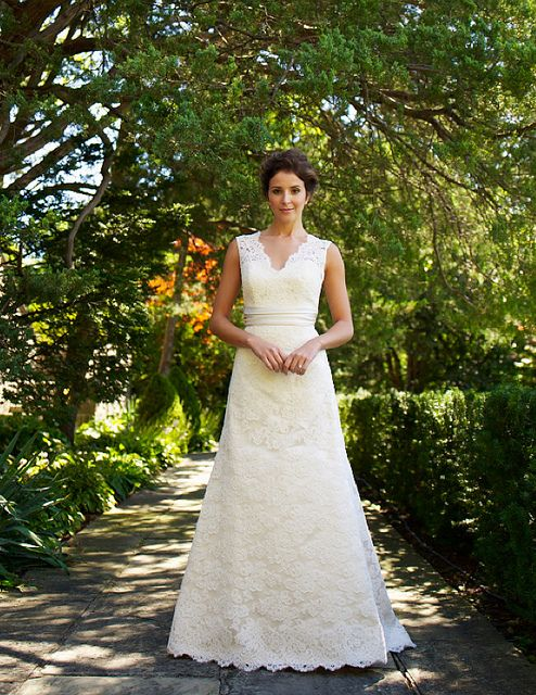 Lea Ann Belter Bridal.  Available at Wedding Wonderland in Knoxville, TN