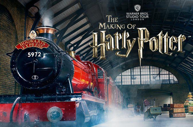Book tickets for Warner Bros. Studio: The Making of Harry Potter with Luxury Round-Trip Transport from London, London. Guarantee admission to this likely-to-sell-out Warner Bros. Studio tour - $104.60