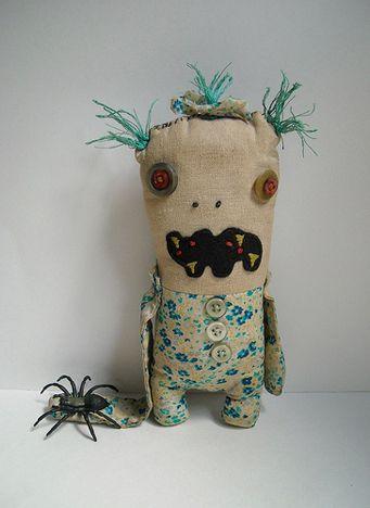 I love Monster Dolls