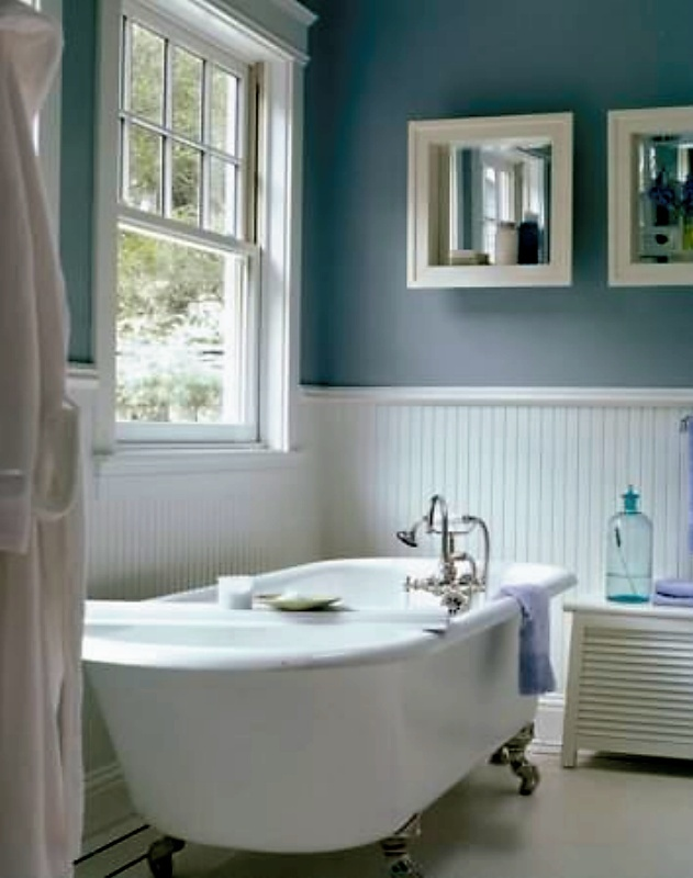 Luxury Wall Colors for Small Bathroom