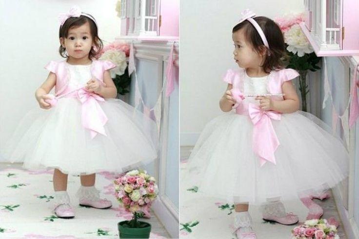 En güzel Bebek Gelinlik Modelleri - gigbi