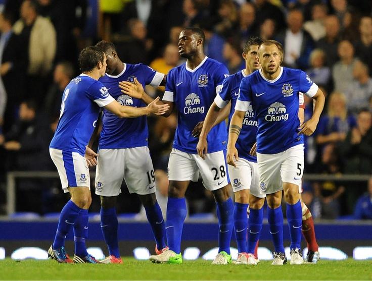 Everton vs Leyton Orient