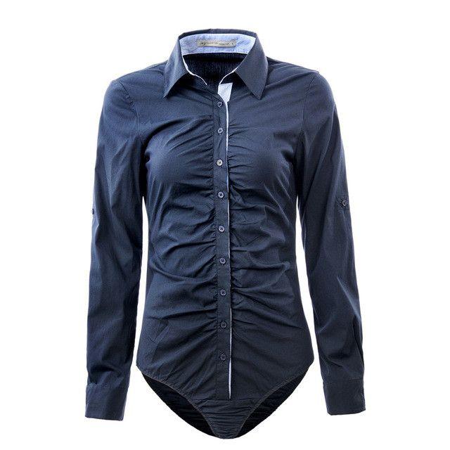 Women blouse new arrive lady long sleeve formal shirts women tops