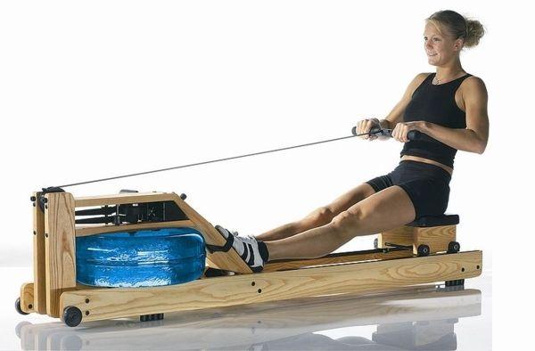 Découvrez pourquoi le rameur est l'appareil de musculation le plus complet | Datasante.fr