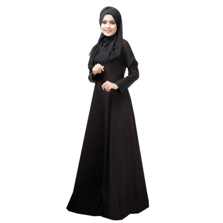 Alibaba グループ   AliExpress.comの イスラム服 からの 最新のアバヤのデザイン2015トルコの衣類イスラム教アバーヤのドレス女性のための長いマキシカフタン 説明100%新しいと高品質トルコアバーヤ材料:韓国麻スタイル: 女性の長い袖のイスラム教徒のドレス 色: 青、 黒、 中の 2015最新アバヤ は アバヤ トルコ服イスラム教徒ドレス用女性ロング マキシ カフタン