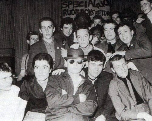 Specials x Madness The greatest picture I've ever laid eyes on in my life, truly british, truly retro