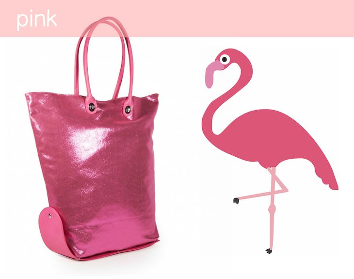 elegant and sparkling shopping bag, #BAGS #PINK #METALLIC #FLAMINGO #COLORS #TRAVELS #ACCESSORIES #FASHION #SPRING #SUMMER #TREND