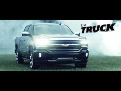 Silverado: The Journey to ESPN College GameDay Week 3   Chevrolet - YouTube