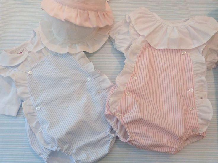 Baby romper matching boys and girls puka_tuka@hotmail.com