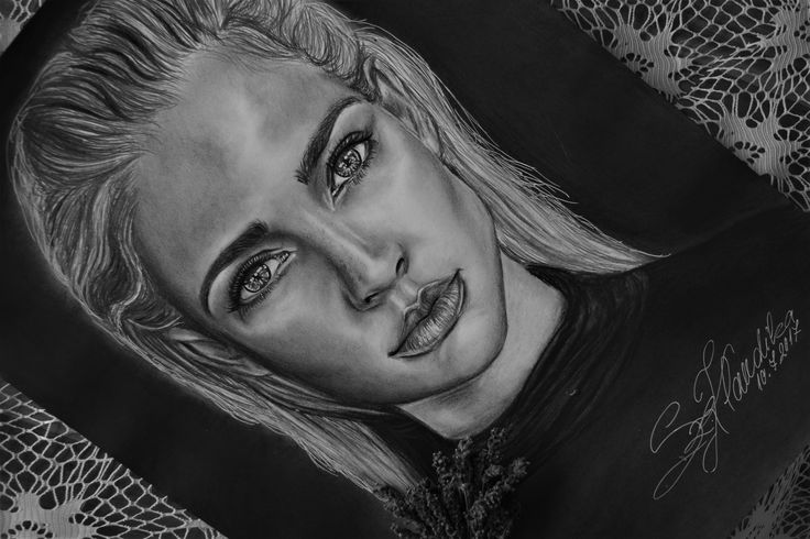 Annemariekeb drawing Agata Serge