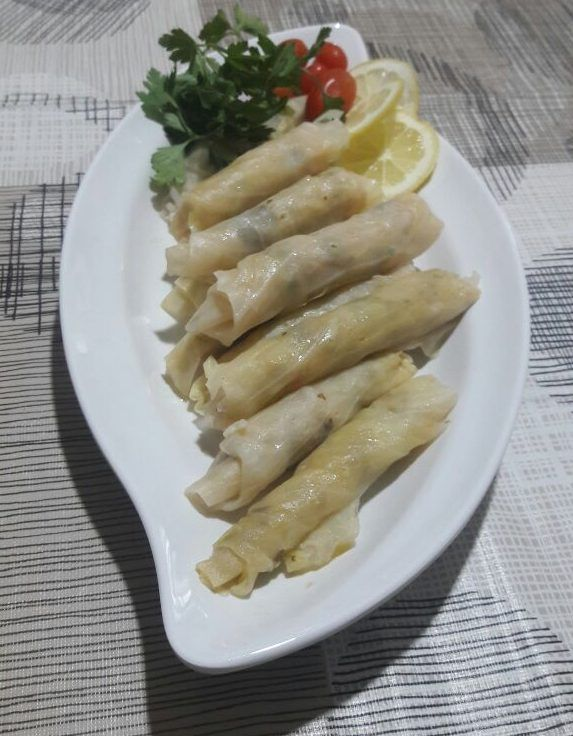 Lebanese Stuffed Cabbage Rolls By Zeina Saad Savory Whiff Easy Healthy Recipes Cabbage Rolls Food And Drink