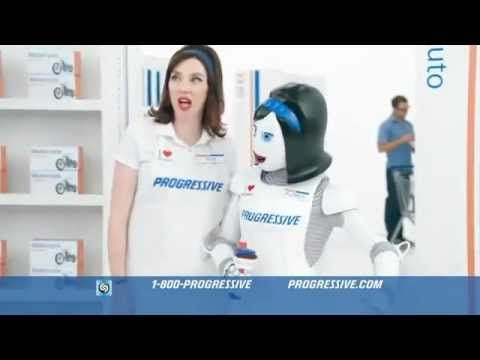 Progressive Commercial   Flobot