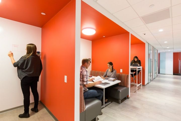 Macmillan Publishers offices by TPG Architecture, New York City » Retail Design Blog