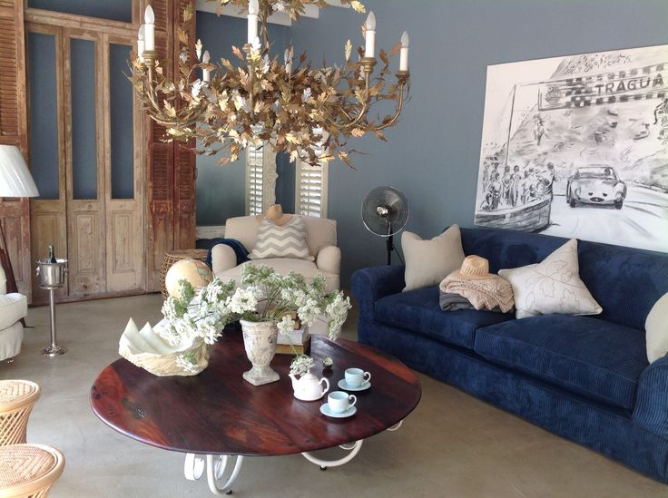 New collection 2016 including beautiful gold leaf chandeliers, coffee tables and cosy sofas
