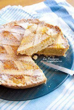 La Pastiera napoletana: la ricetta dei miei nonni, testata e perfezionata per anni.