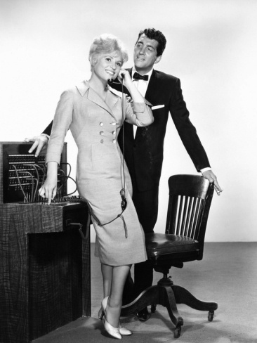 Bells are Ringing - starring Judy Holliday and Dean Martin
