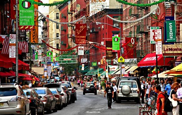 Little Italy New York | Little Italy is a shell of its former self, but in the last year, new ...