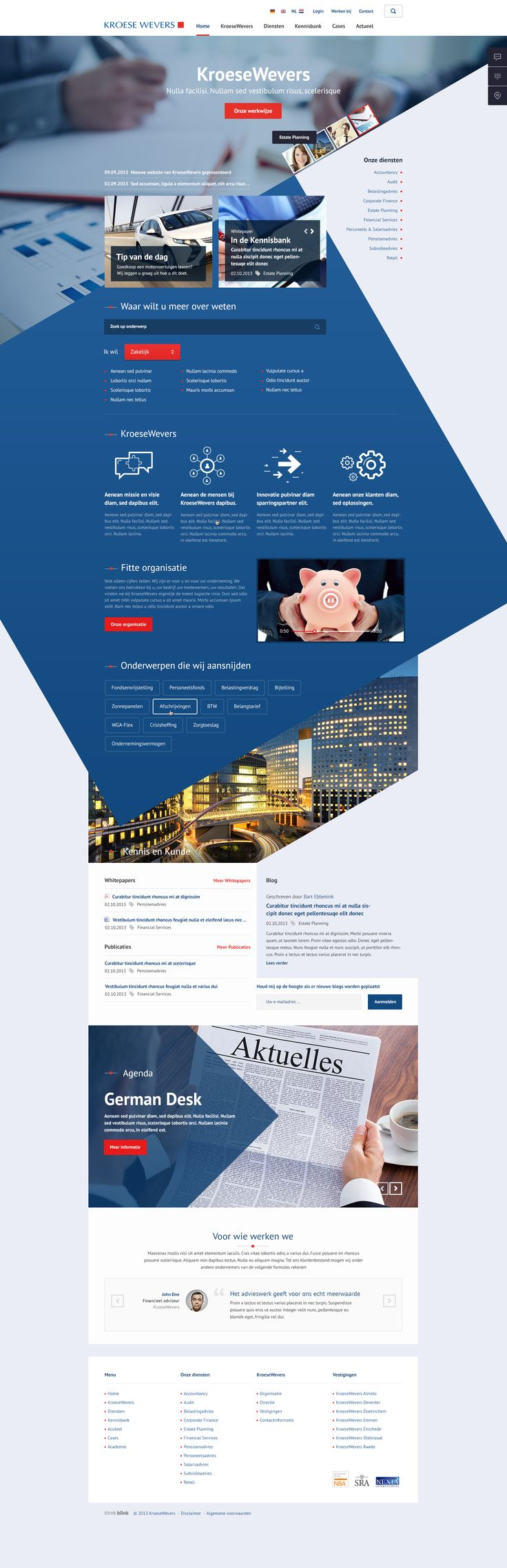 Kroesewever #webdesign
