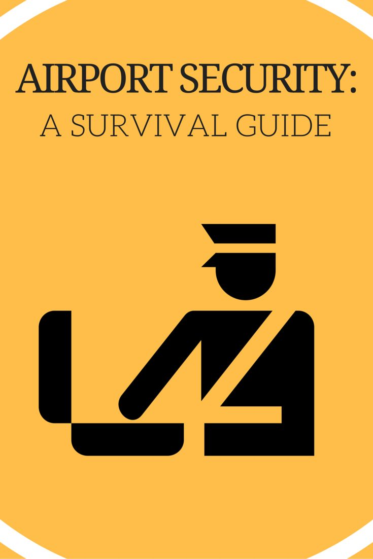 With airport security lines getting longer and longer, this survival guide is a must  http://www.archivesofadventure.com/airport-security-lines-survival-guide/