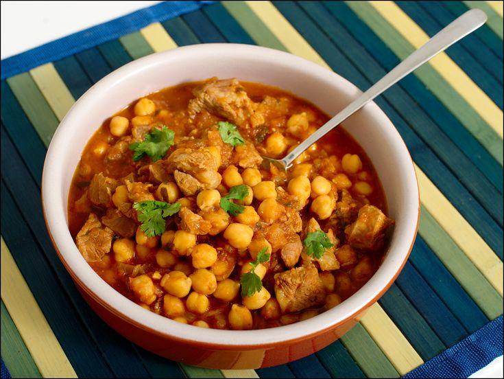 Harira – marrokansk kikærte suppe