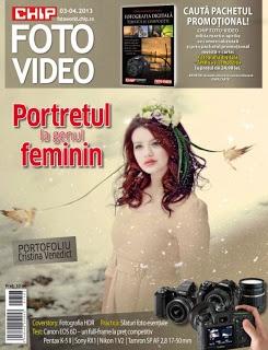 CHIP Foto Video   Portofoliu Cristina Venedict   Portretul la genul feminin