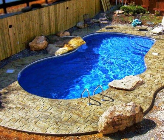 166 Best Outdoor Patio Pool Images On Pinterest: 31 Best Cocktail Pools Images On Pinterest