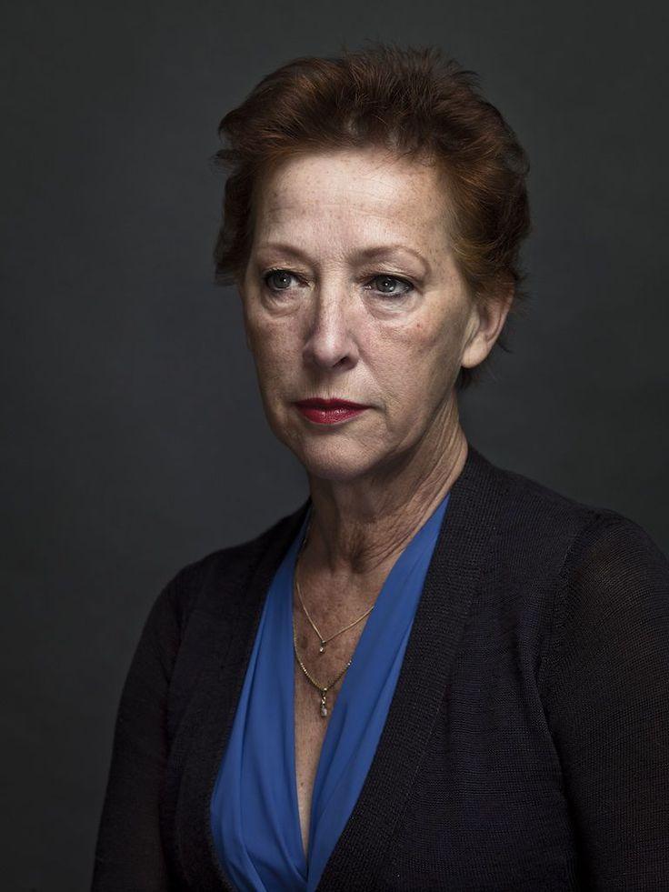 Koos Kreukel/ | Portret van Loes Luca uit het abonnement Nederlanders van Koos Breukel