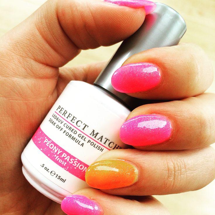 Glitter neons! #glitternails #summernails #holidaynails
