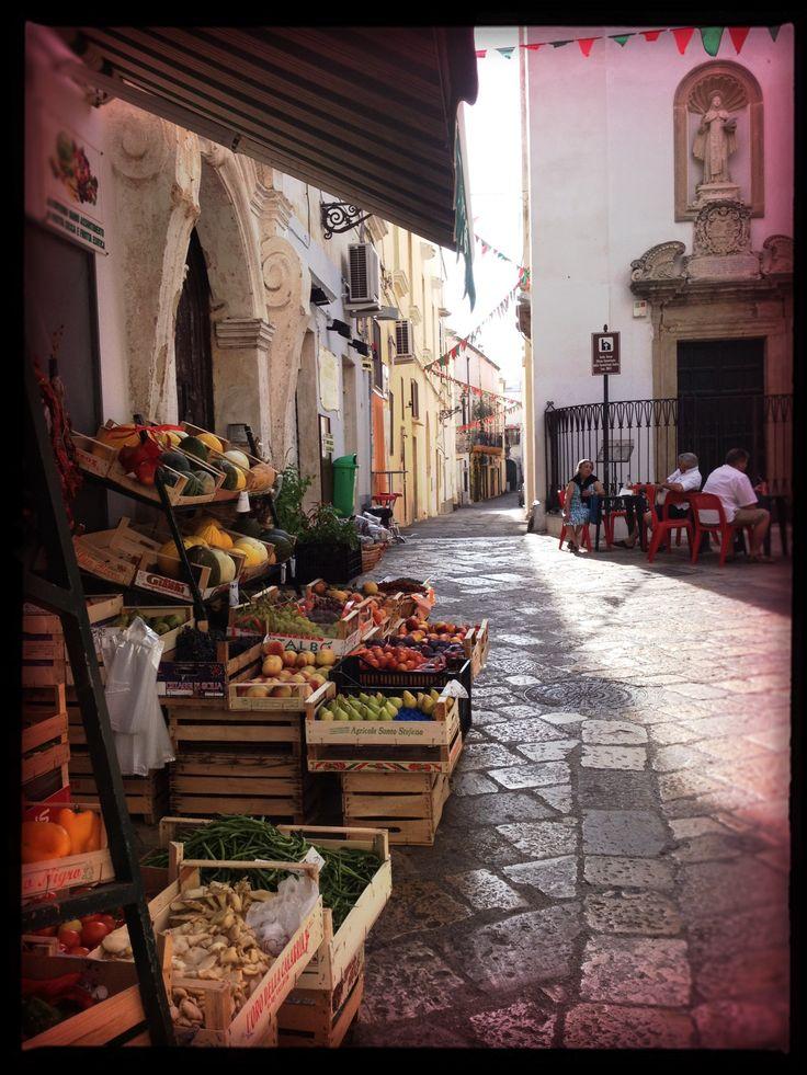 Gallipoli, Salento, the heel of the italian boot, my home