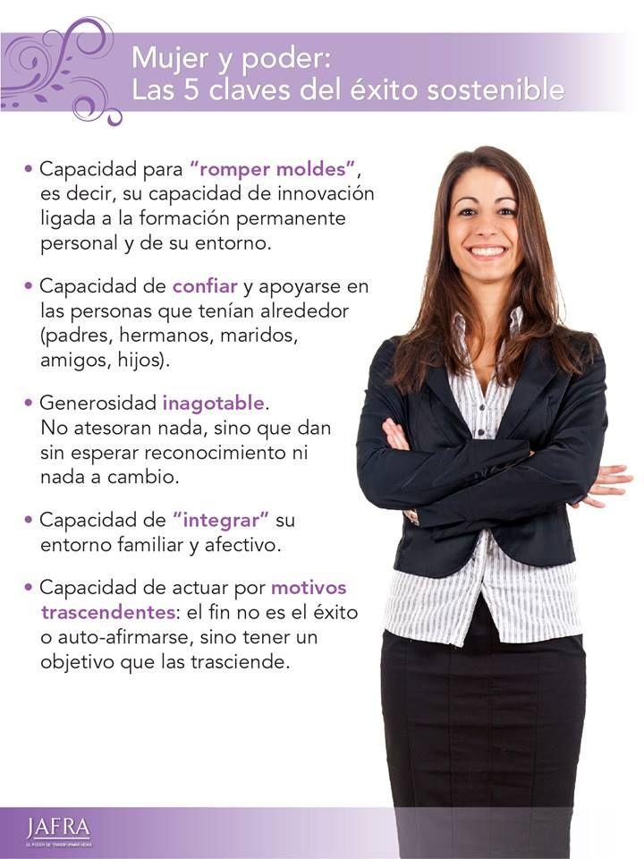 5 CLAVEZ DEL EXITO.