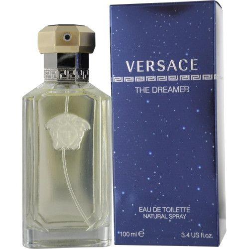 Versace Dreamer Eau De Toilette Spray 3.4 oz