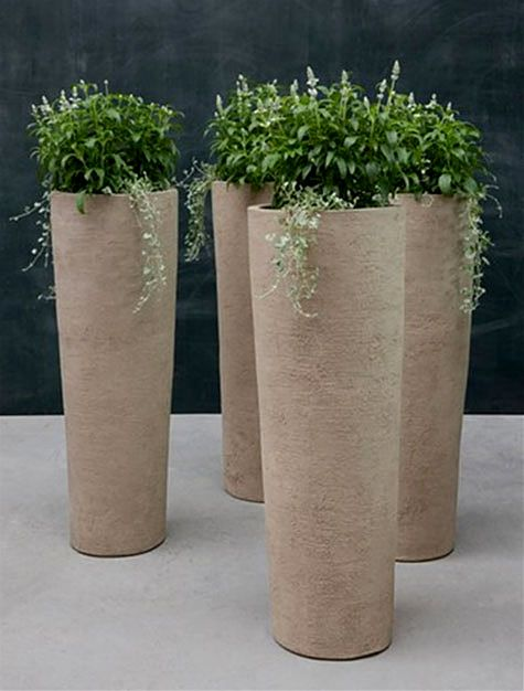 Eco Friendly Ceramic Planters Design For Living Room Accessories By Atelier  Vierkant