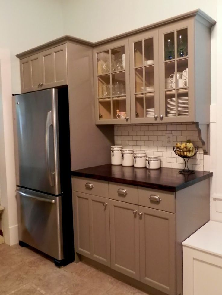 Is it better to roll or brush paint cabinets? How to paint ...
