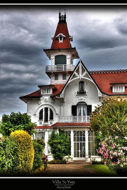 Villa d'Arcachon