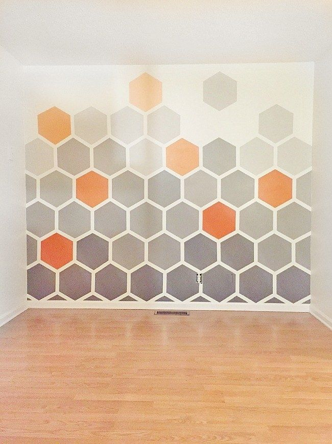 11 off the wall paint ideas youll want to try at home - Color Pattern For Walls