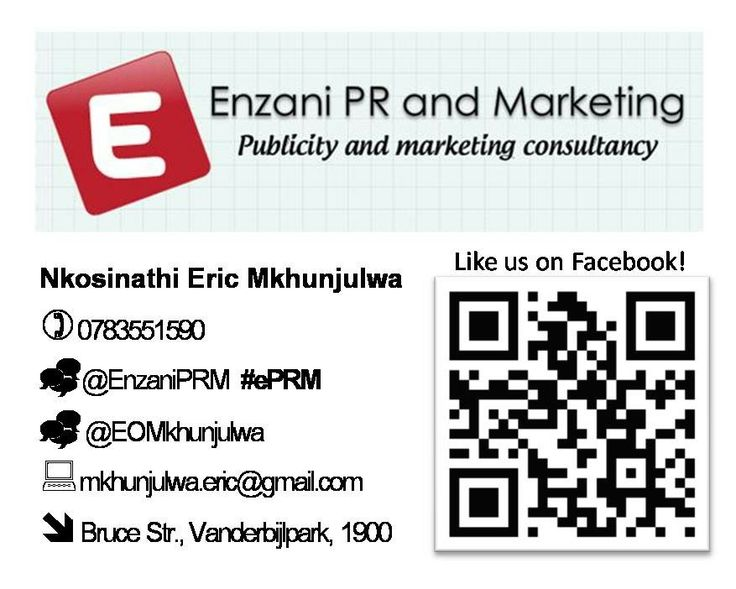 #ePRM Business card