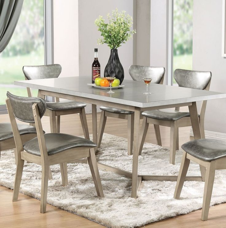Artur Extending Dining Table In 2019: Minerva Extendable Dining Table En 2019