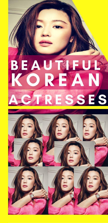 Beautiful Korean Actresses,
