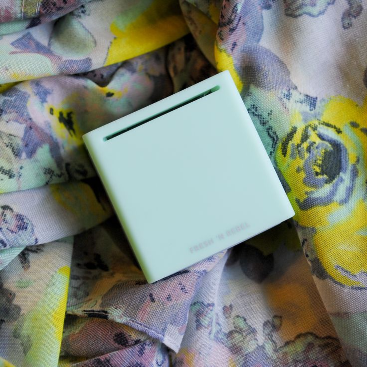 .ROCKBOX CUBE Peppermint | Fresh 'n Rebel | Portable Bluetooth Speaker #freshnrebel #rockbox