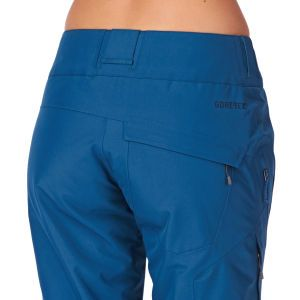 Patagonia Slim Insulated Powder Bowl Snow Pants - Underwater Blue | Free Delivery*