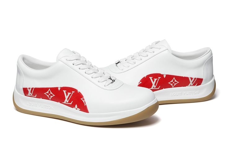 The mother of all Supreme drops is coming tomorrow as the skate/street brand will finally release its collaborative capsule with luxury brand Louis Vuitton. Among the various pieces of apparel and accessories in the collection are five sneaker options – … Continue reading →